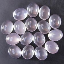 3x5 MM to 13x18 MM Natural Gemstone Rose Quartz Oval Calibrated Loose Gemstone