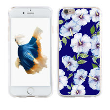 FP- Elegant Flower Phone Case Cover for iPhone 8 Plus Samsung Galaxy S8 Plus Eag