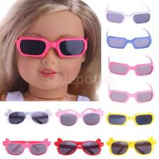 18 inch Dolls Sunglasses DIY Repair for American Girl Baby Born Doll Accessories