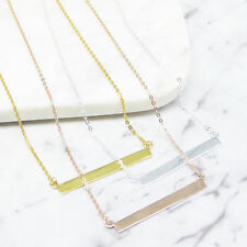 NEW Bar Necklace (Various Colours) Women's by Correy & Lyon
