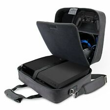 PlayStation 4 Pro Case Travel Console Carrying Bag Controller For  PS4 & PS3