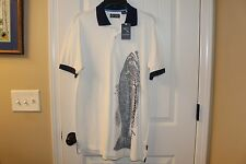 MENS CHAPS SIZE MEDIUM/LARGE BUY IT NOW SHORT SLEEVE CASUAL SHIRT NWT