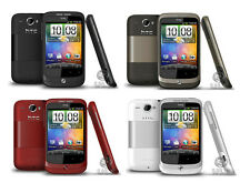 """HTC G8 A3333 Wildfire 512MB Mobile Phone 3.2"""" Android 3G 5.0MP Original Unlocked"""