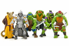 6pcs/lot Ninja Turtles action Figure doll toy New gift For children Boy holiday
