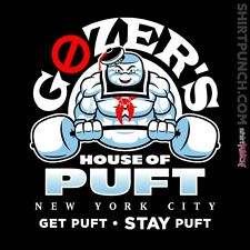 GHOSTBUSTERS Stay Puft Gozer Ray Peter Egon Winstone Ecto 1 Mens T-Shirt (M-2XL)