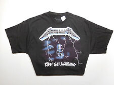 Metallica Ride the Lightning Puppets Justice for All Hardwired T Shirt Mens XL