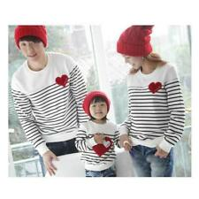 Dad Mother Baby Matchy Clothes Family  Winter Clothing T-Shirt Bobo Choses