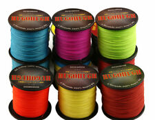 2000M 9 Color Super Strong Dyneema Spectra Extreme PE Braided Sea Fishing Line