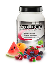 Accelerade 60 Servings (4.11lbs) by Pacific Health Labs - ALL FLAVORS - FREE S/H