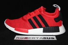 Adidas NMD Runner R1 BB2885 Core Red Black White Nomad Glitch Camo Size 8-13