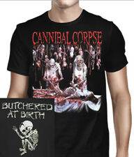 Cannibal Corpse Butchered At Birth Shirt M L XL XXL Death Metal T-Shirt Official