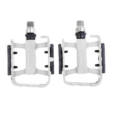 1 Pair Bicycle Pedals Aluminum Alloy Mountain Bike Pedals Cycling Parts