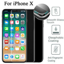 Clear Full Coverage Front / Back Soft TPU Screen Protector Film For iPhone X Lot