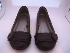 Choice of Nice Brown Flats Shoes, 8, Massini or NaturalSoul by Naturalizer
