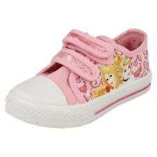 Girls Canvas Shoes The Style - Disneys Princess