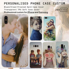 Personalised Design Photo Unique Logo Text Phone Case Cover For iPhone 8 X 7Plus
