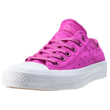 Converse Ct Allstar Ii Ox Shield Womens Trainers Magenta New Shoes