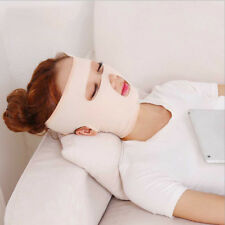Full Face V-Line Shaping Lift Up Anti-Aging Tight Double Chin Slimming Mask