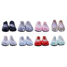 Doll Shoes Sneakers Clothes for 18'' American Girl My Life Journey Doll Dress Up