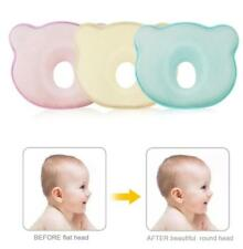 Memory Foam Newborn Baby Pillow HeadPosition Neck Support Prevent Baby Flat Head