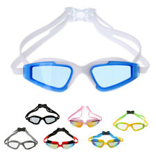 Pro Adjustable Anti-fog UV Protection Waterproof Silicone Swimming Goggles