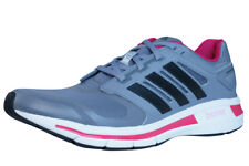 adidas Revenergy Boost Techfit Womens Running Trainers / Shoes - Grey D66249