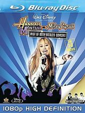 Hannah Montana & Miley Cyrus: Best of Both Worlds Concert (Blu-ray Disc, 2008)