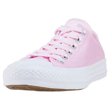 Converse Chuck Taylor All Star Ox Womens Trainers Pink White New Shoes