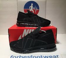 NIKE AIR MAX FLAIR BLACK ANTHRACITE 942236 MEN'S RUNNING AND TRAINING SZ. 9,13..