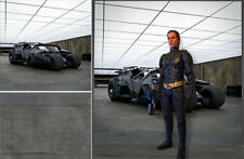 POSTER BACKDROP/SET~DARK KNIGHT~TUMBLER FOR 1/6 FIGURE BATMAN BANE DX12 MMS183