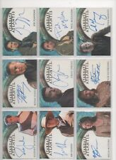 RITTENHOUSE ARCHIVES STARGATE ATLANTIS AUTOGRAPH CARD SELECTION