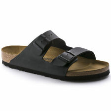 Birkenstock  Arizona Birko-Flor Black Narrow 51793 Flip Flops Sandals