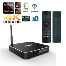 T95 2GB 8GB Quad-Core WiFi Android Bluetooth TV Box+Air Mouose Wireless Keyboard
