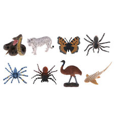 Realistic Plastic Small Animal Model Figures Kids Funny Educational Toy Gift