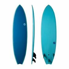 NSP 05 Elements HDT Fish Surfboard. Dynamic fish. Fun easy to catch waves & surf