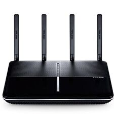 ROUTER TP-LINK ARCHER AC3150 DUAL-BAND (2.4 GHZ / 5 GHZ) FAST ETHERNET NEGRO