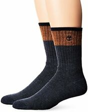 Timberland Mens Socks Rugged Boot Crew Sock- Pick SZ/Color.