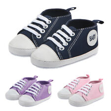0-1Year Soft Sole Walking Shoes Baby Toddler Infant Boys Girls Crib Prewalk