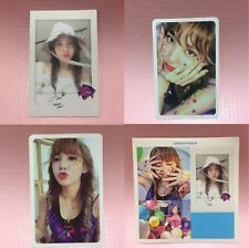 Twice NAYEON 나연 Official Photocard 1st Album Twicetagram LIKEY Photo Card SELECT