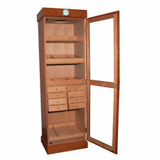 Quality Importers Upright Humidor Cabinet (3000 Cigars)