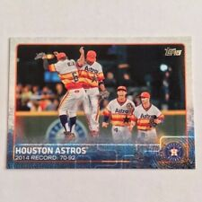 Houston Astros Baseball Cards (1980's - Present) - You pick the cards!