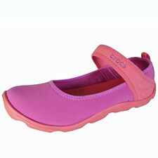 crocs Duet Busy Day Mary J Jane (Little Kid/Big Kid) 1 M- Pick SZ/Color.
