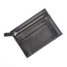 Royce Leather Royce Saffiano Leather RFID Blocking Slim Card Case Wallet