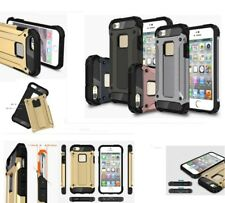 Luxury Ultra Slim Shockproof Bumper Case Cover for Apple iPhone 10 X 8 7 6S SE 5