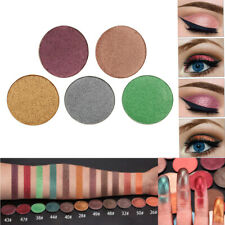 Beauty Glitter Shimmer Eyeshadow Palette Cosmetic Eye Shadow Makeup 5 Colors