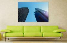 Canvas Poster Wall Art Print Decor Seattle Washington Seattle Skyline