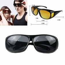 Men's 2017 Fashion Wrap Around HD Night Vision Driving Glasses As Seen