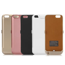 10000mah External Battery Power Charger Cover Case for Apple iPhone 6/6s 4.7''