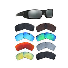 Introsk 100%UV Protection Polarized Replacement Lenses For-Oakley Gascan Frame
