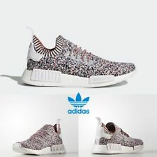 Adidas Original NMD R1 PK Rainbow Boost Sneakers Shoes Multicolor BW1126 SZ 4-11